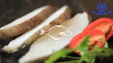 白酒焗比目鱼扒 进口海鲜